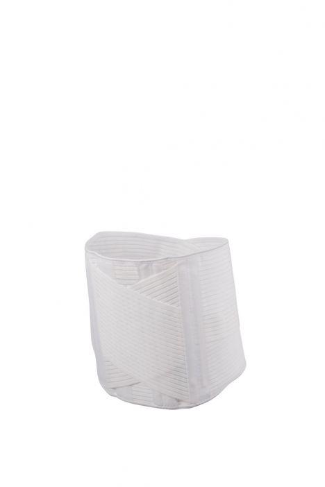 7680 Thuasne Dynacross Bel Korsesi Beyaz / White