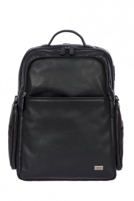 7701 Bric's Torino Sırt Çantası 35x45x17 cm Siyah / Black