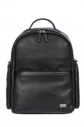 7702 Bric's Torino Sırt Çantası 32x40x16 cm Siyah / Black