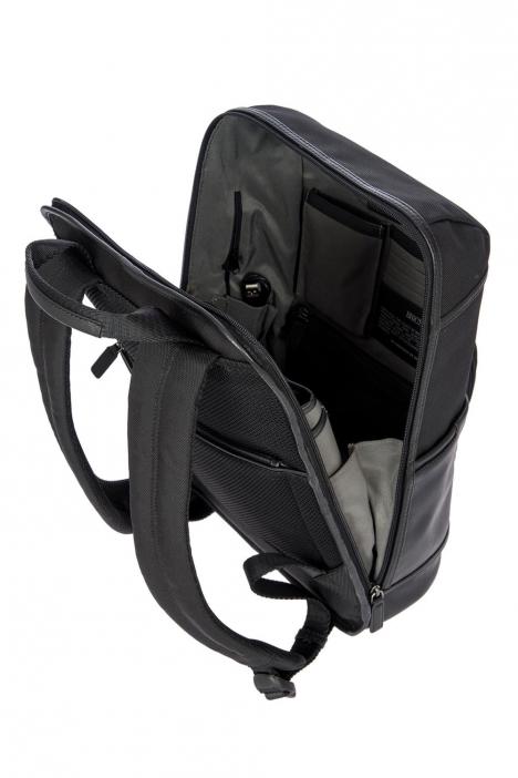 7703 Bric's Monza Sırt Çantası 30x43x18 cm Siyah / Black