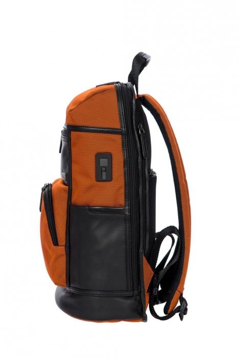 7703 Bric's Monza Sırt Çantası 30x43x18 cm Turuncu / Orange