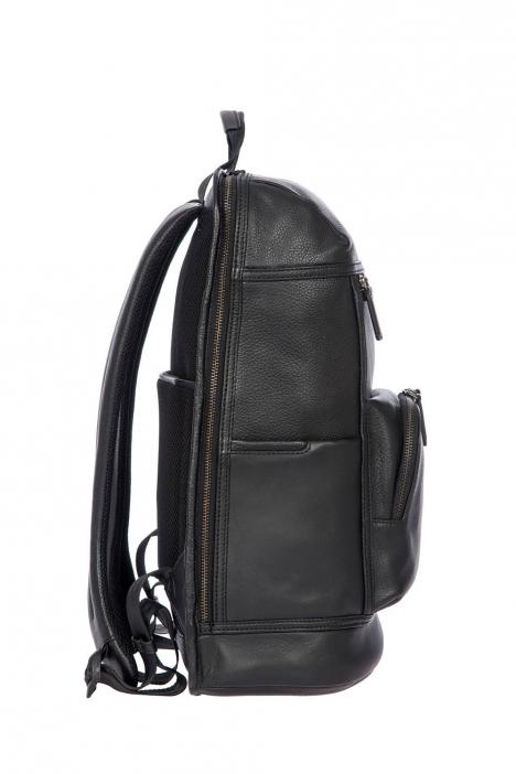 7703 Bric's Torino Sırt Çantası 30x43x18 cm Siyah / Black