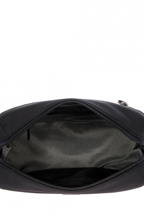 7707 Bric's Monza Kozmetik Çantası 25x15x10 cm Siyah / Black