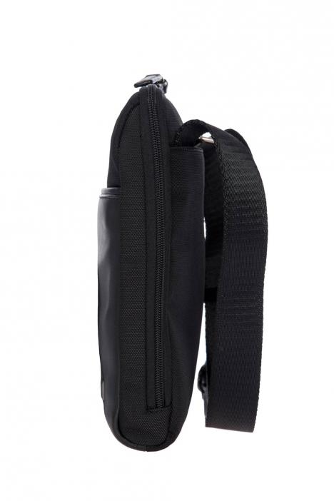 7709 Bric's Monza Omuz Çantası 22x27x4 cm Siyah / Black