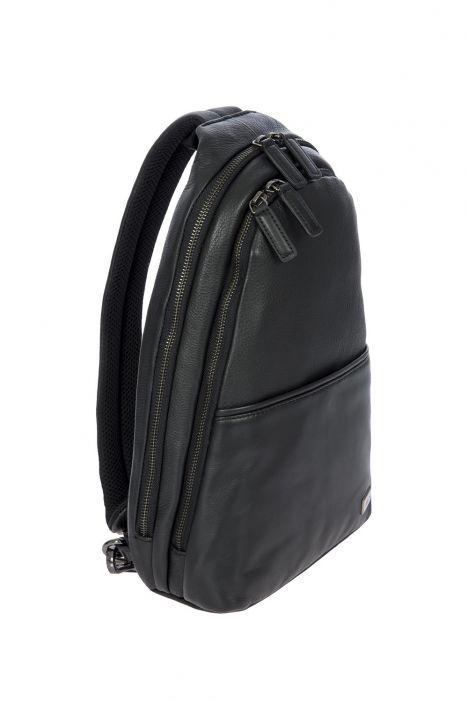 7716 Bric's Torino Sırt Çantası 36x23x18 cm Siyah / Black