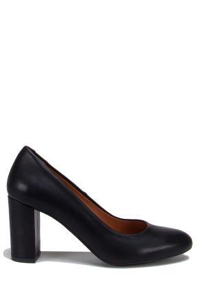 791 Kifidis Kadın Topuklu Deri Ayakkabı 36-41