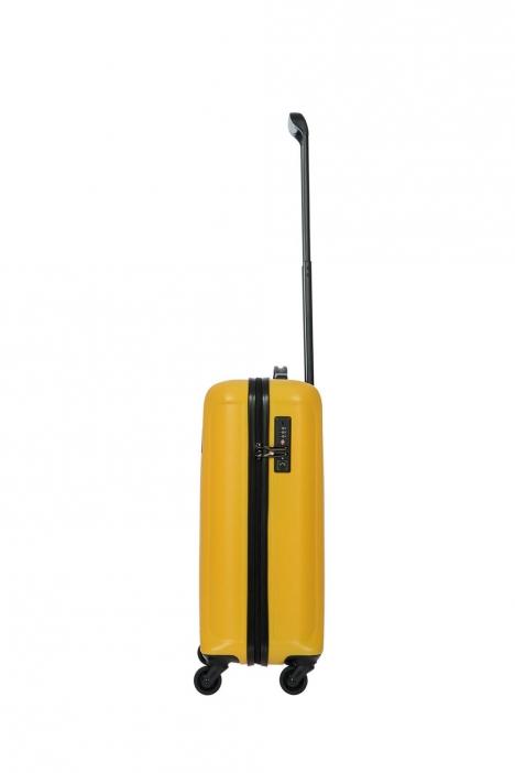 8027 Bric's Riccione Kabin Boy Valiz 40x55x23 cm YELLOW - MAT
