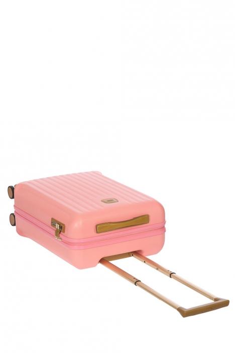 8029 Bric's Capri Kabin Boy Valiz 40x55x23 cm Pembe / Pink