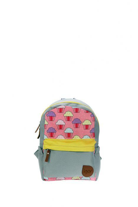 80303 Çocuk Okul Çantası Cupcake