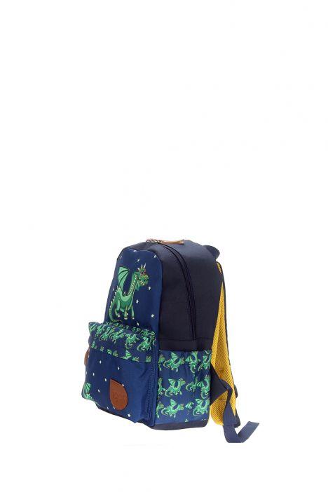 80303 Çocuk Okul Çantası Green Dragon