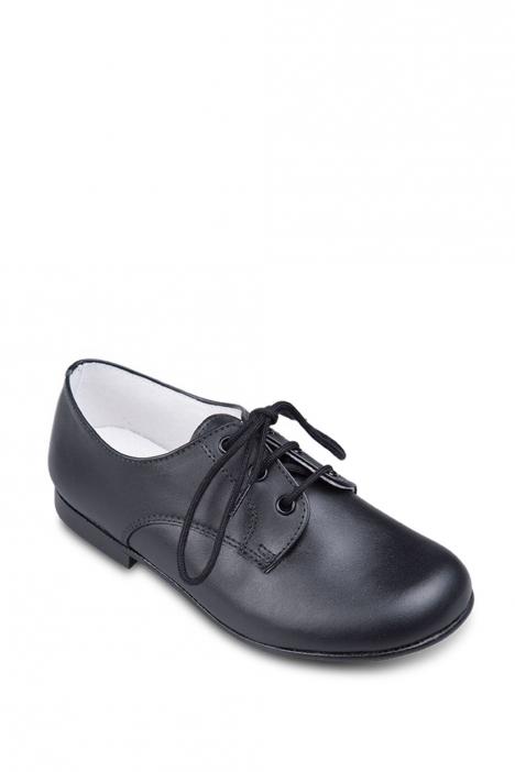 806 Chiquitin Okul Ayakkabısı 31-34 Siyah / Negro