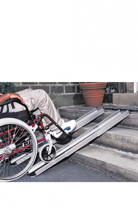 807 Kifidis-HC Tekerlekli Sandalye Rampası STD