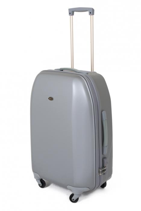 8091 Bric's Inox Valiz 67x49x28 cm Gri / Silver