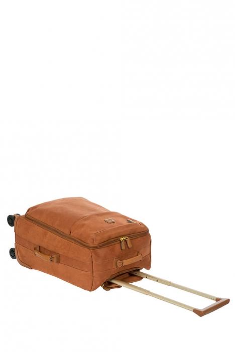 8117 Bric's Life Trolley Kabin Boy Valiz 36x55x23 cm Bakır / Rust