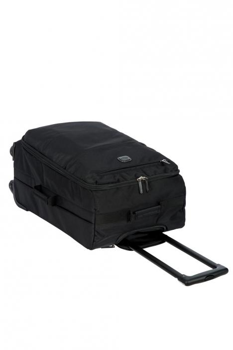 8118 Bric's Siena Valiz 40x65x24 cm Siyah / Black