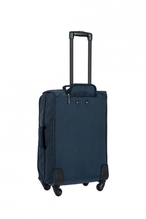 8118 Bric's Siena Valiz 40x65x24 cm Mavi / Blue