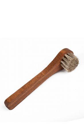 812 Pedag Yuvarlak Kıl Bej Fırça