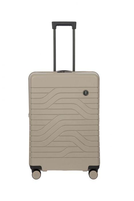 8431 Bric's Ulisse Valiz 49x71x28 cm Dove Gri / Dove Grey