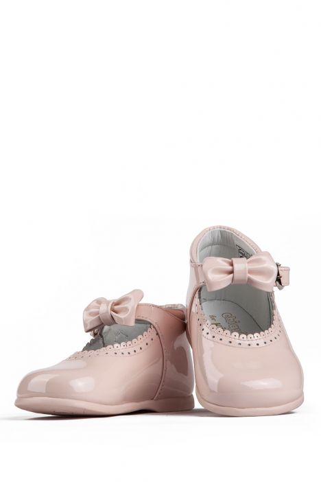 8907 Chiquitin İlk Adım Çocuk Ayakkabısı 19-24 Pembe / Cha. Rosa