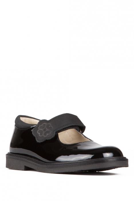9299 Chiquitin Okul Ayakkabısı 24-26 Siyah / Negro