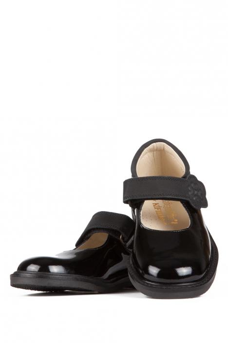 9299 Chiquitin Okul Ayakkabısı 27-33 Siyah / Negro