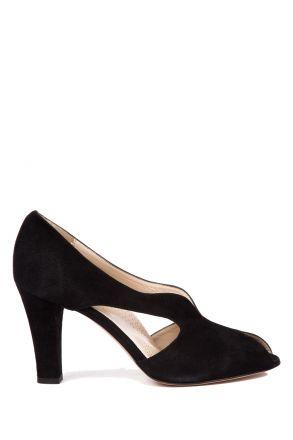 9577 Valleverde Kadın Topuklu Ayakkabı 35-40,5