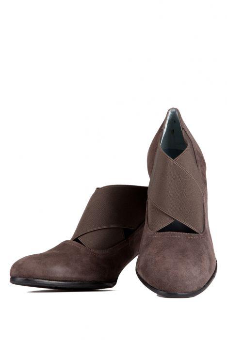 AZ 0095 Platon Kadın Ayakkabı 35-40 VISON-BEJ TONU