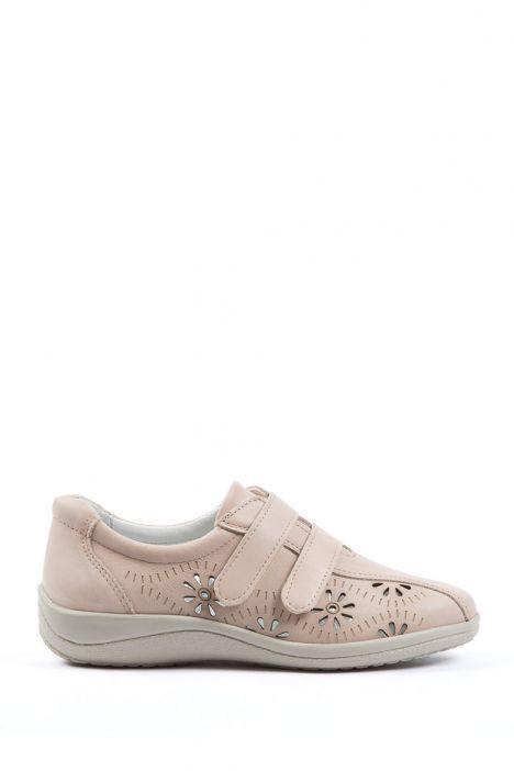 Anna 39 Ac-Kifidis Kadın Ayakkabı 35-42 NUDE