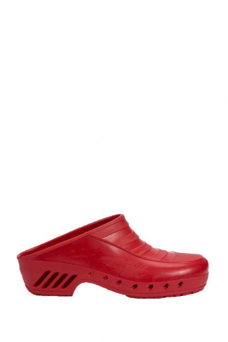 Antistatik Sabo Luxor Kırmızı / Red