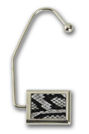 Bric's Çanta Askılığı BLACK-WHITE