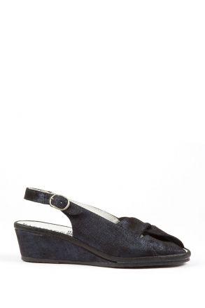 Bruna Ac-Kifidis Kadın Anatomik Deri Sandalet 35-42