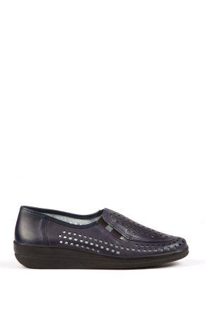 Buzios Ac-Kifidis Kadın Ayakkabı 35-42 NAVY 2332