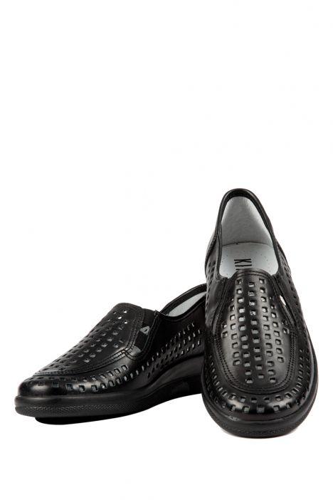Buzios Ac-Kifidis Kadın Ayakkabı 35-42 Siyah / Black
