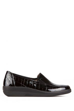 Buzita Ac-Kifidis Kadın Ayakkabı 35-42 Siyah / Black