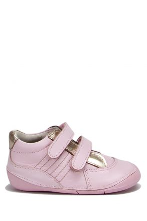 D38 Kifidis-Kids İlk Adım Unisex Çocuk Deri Ayakkabı 19-23