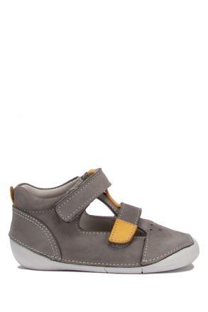 D57 Kifidis-Kids Bebek Çocuk Deri Ayakkabısı19-22