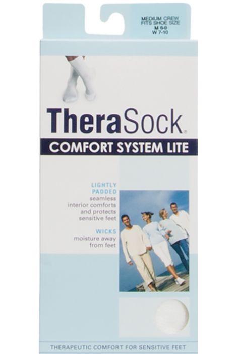 Thera Socks Lite Crew Beyaz / White