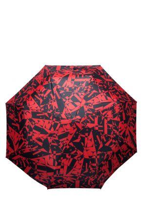 FGR-1T Ferre Desenli Otomatik Mekanizmalı Şemsiye