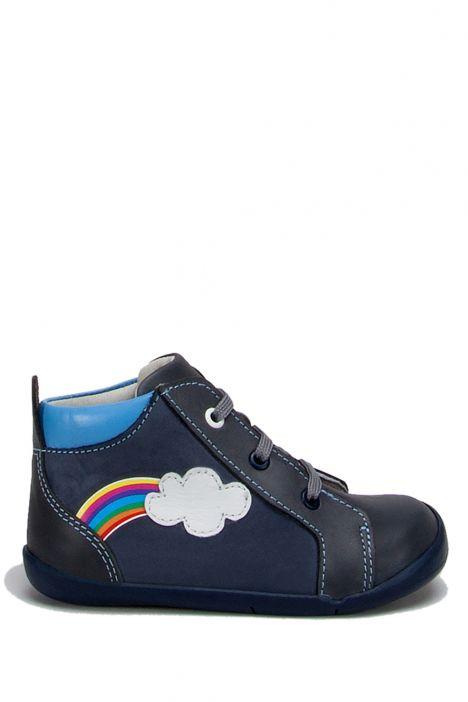 FK27 Kifidis İlk Adım Çocuk Ayakkabısı 20-25 Kot Crazy