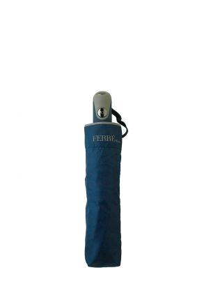 FLA-30015 Gianfranco FERRE Şemsiye Mavi / Blue