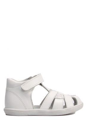 GV02 Kifidis-Kids Kız Çocuk Deri İlk Adım Ayakkabısı 18-25
