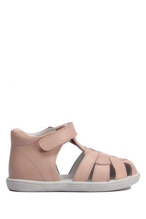 GV02 Kifidis-Kids İlk Adım Kız Çocuk Deri Ayakkabı 18-25