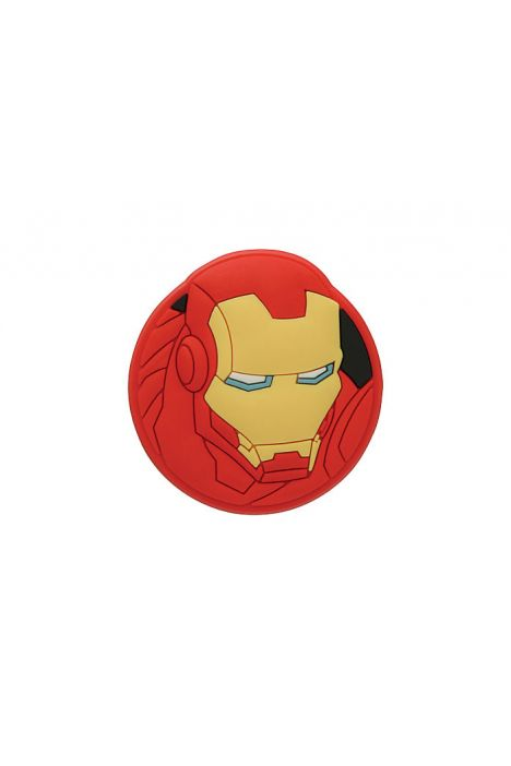 J0006 Jibbitz Çocuk Toka Iron Man
