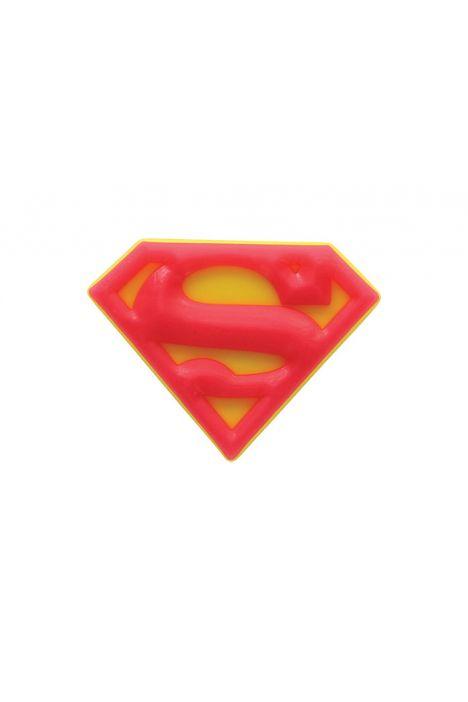 J0006 Jibbitz Çocuk Toka Superman Logo
