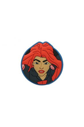 J0006 Jibbitz Çocuk Toka Black Widow