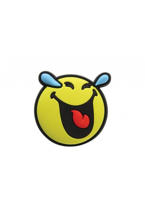 J0006 Jibbitz Çocuk Toka Smiley Brand Tears of Joy