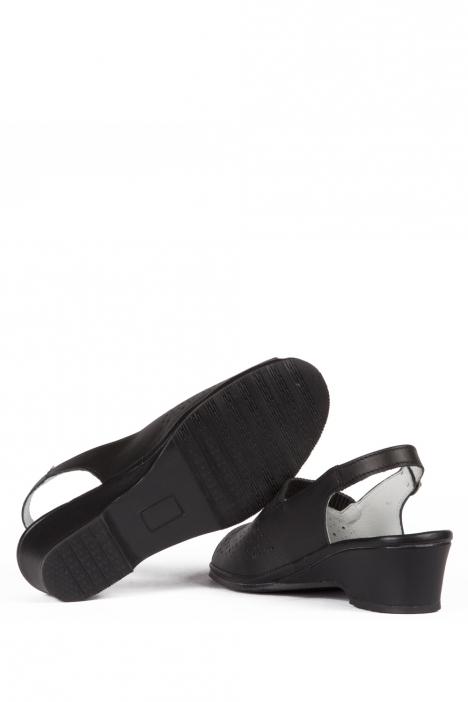 Jatina Ac-Kifidis Kadın Sandalet 35-42 Siyah / Black