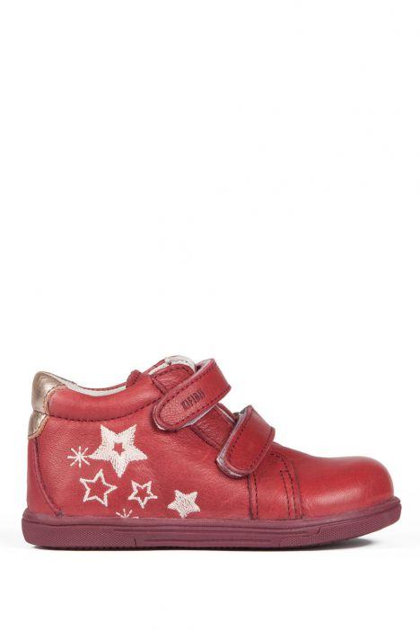 K151 Kifidis-Kids İlk Adım Çocuk Ayakkabısı 21-26 BORDO