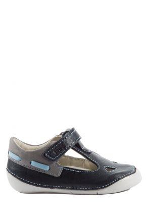 K410 Kifidis-Kids Bebek Çocuk Deri Ayakkabısı 18-22