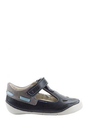 K410 Kifidis-Kids İlk Adım Çocuk Ayakkabısı 18-22 LACİVERT